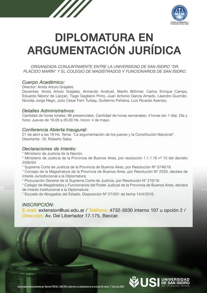 Argumentacion juridica10-3-17